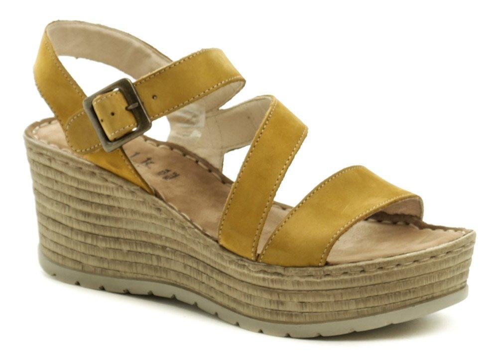 Walk 8291-36631 dámske sandále na kline EUR 38