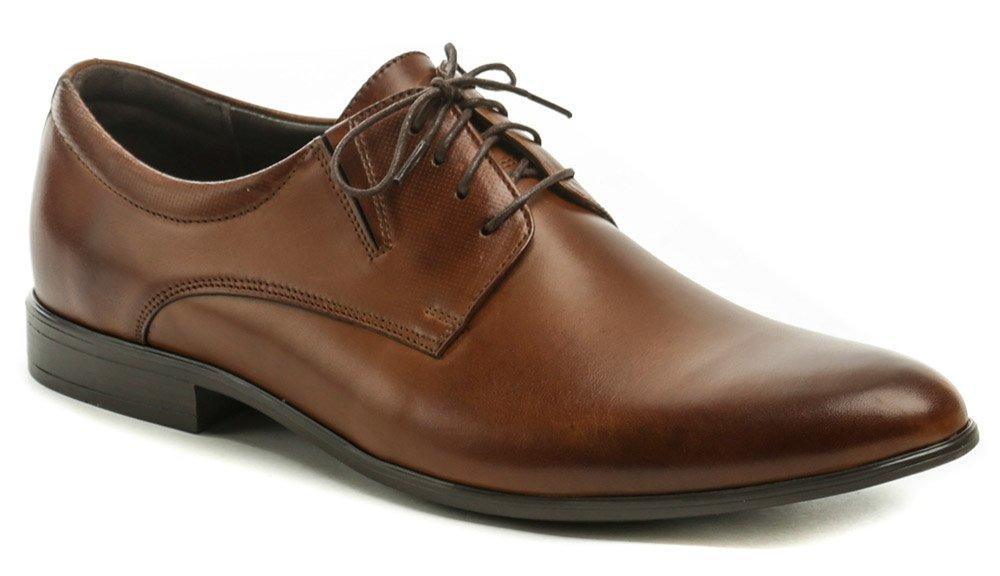 Tapi C-5883 hnedá pánska nadmerná spoločenská obuv EUR 46