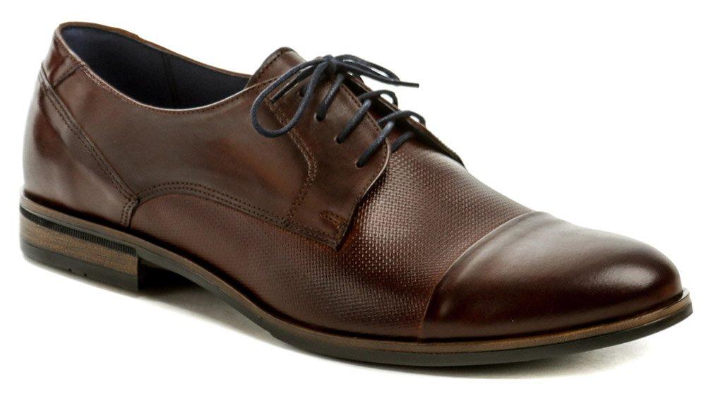 Madej 432-22 hnedá pánska spoločenská obuv EUR 41