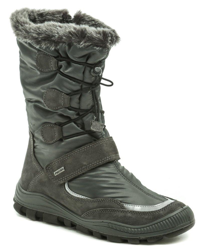 IMAC I2654z31 šedé dámske zimné topánky EUR 38