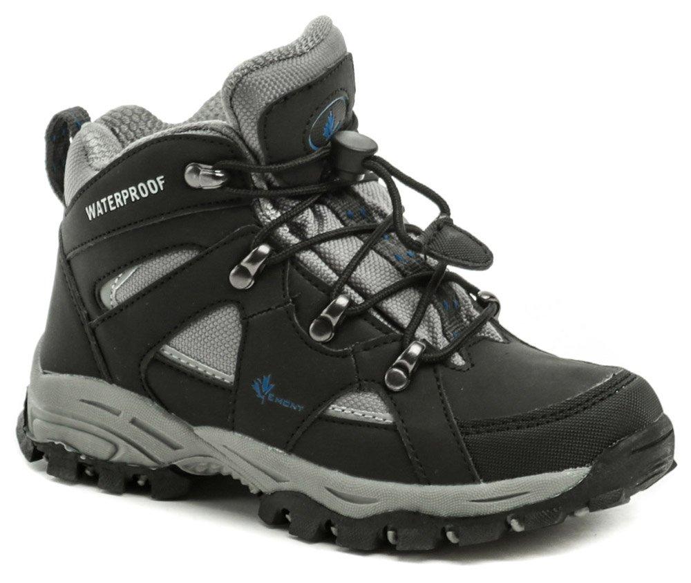Vemont 5A2067C čierne detské trekingové topánky EUR 29