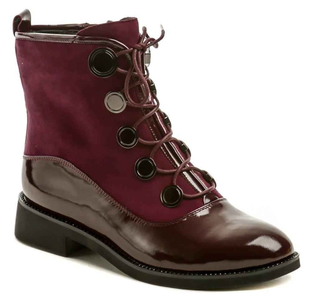 Ladies XR301 vínová dámska zimná obuv EUR 40