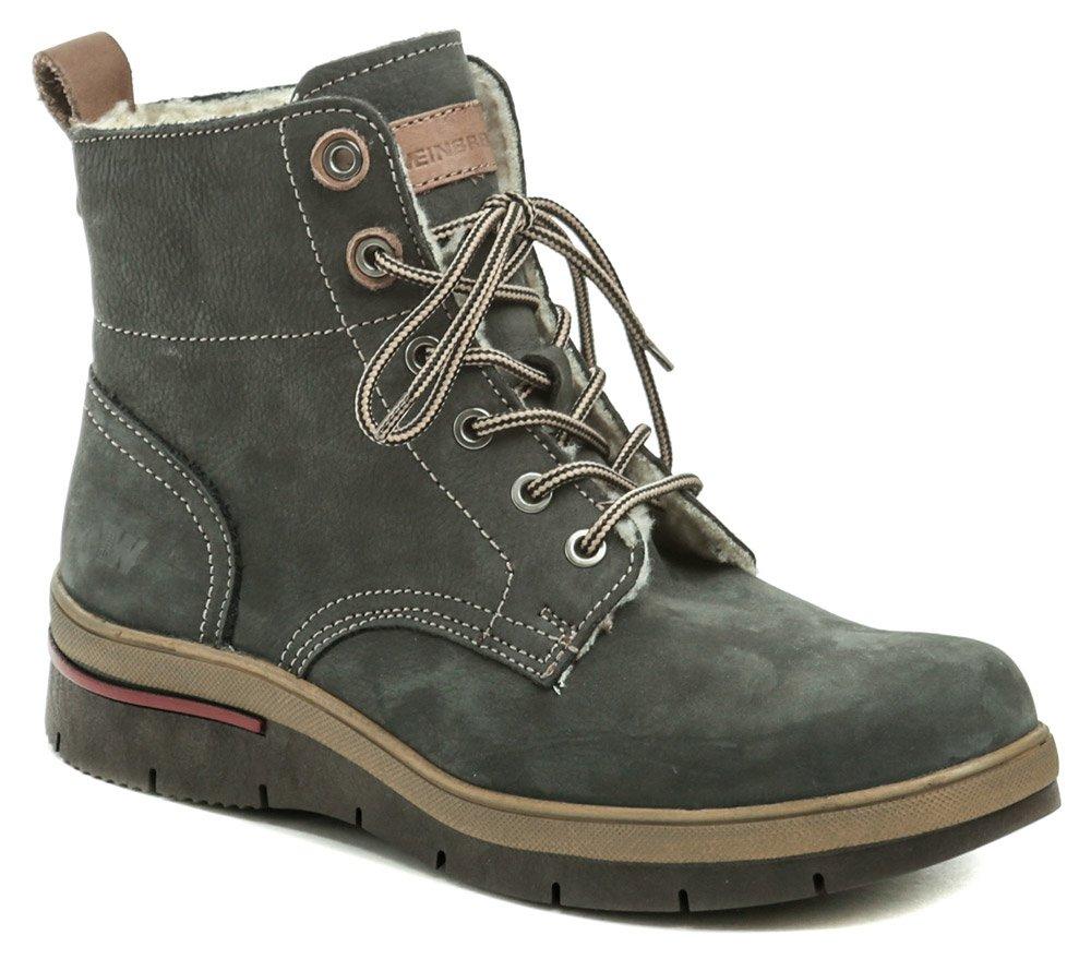 Weinbrenner W2623z34 šedomodré dámské zimné topánky EUR 37
