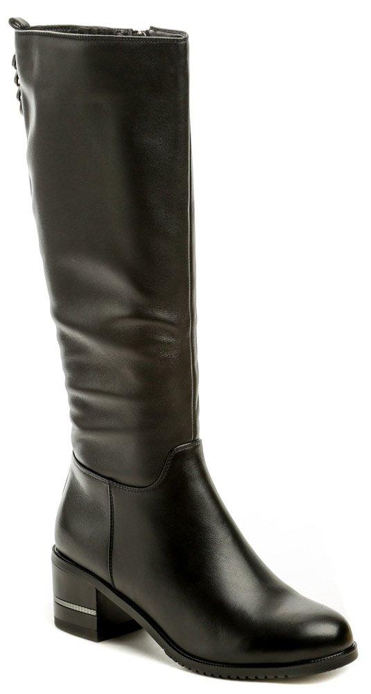 Ladies XR711 čierne dámske kozačky EUR 36