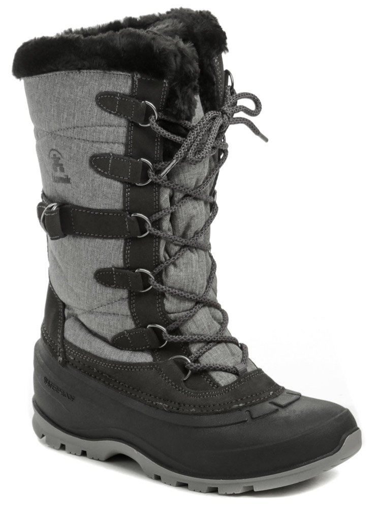 Kamik Snovalley2 sivá dámska zimná obuv EUR 37