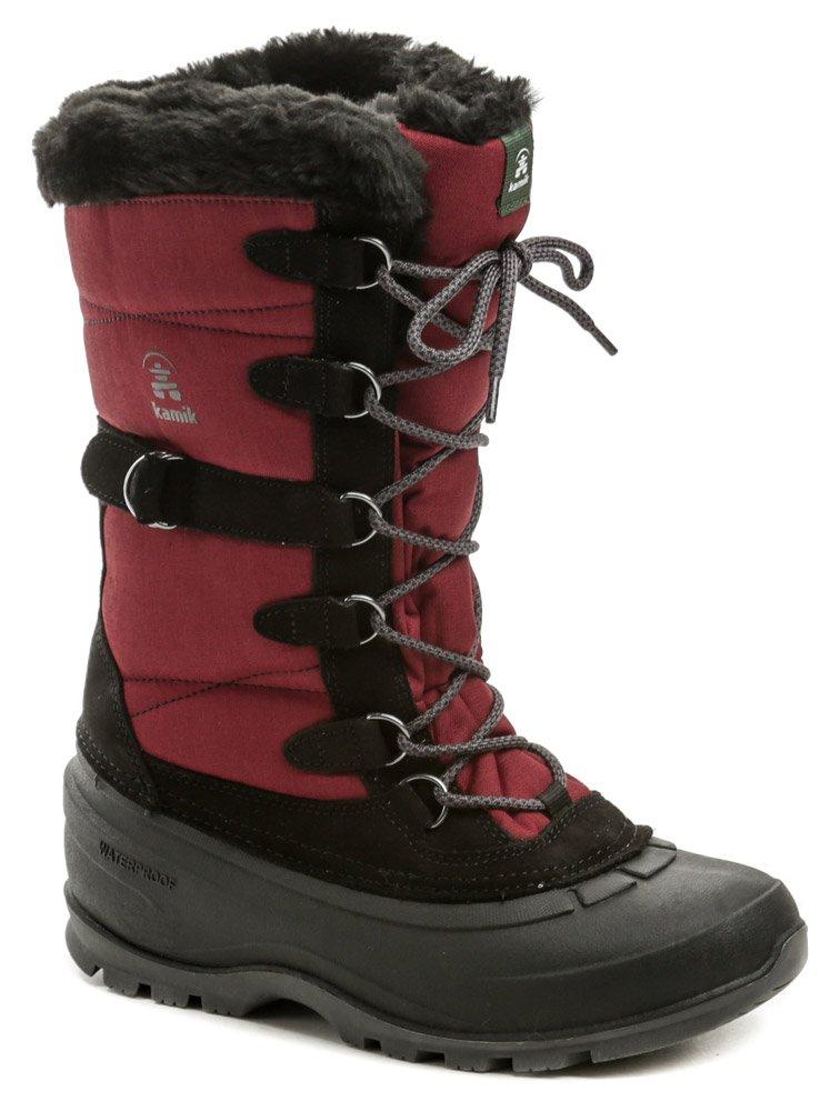 Kamik Snovalley2 červená dámska zimná obuv EUR 37