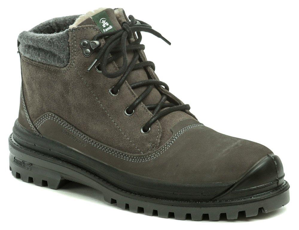 Kamik Griffon MID šedé pánske zimné topánky EUR 45