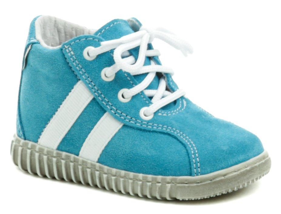 Pegres 1095 modré detské topánočky EUR 21