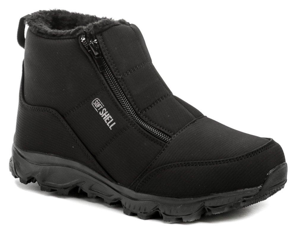 Rock Spring Arctica MID softshell čierna dámska zimná obuv EUR 40
