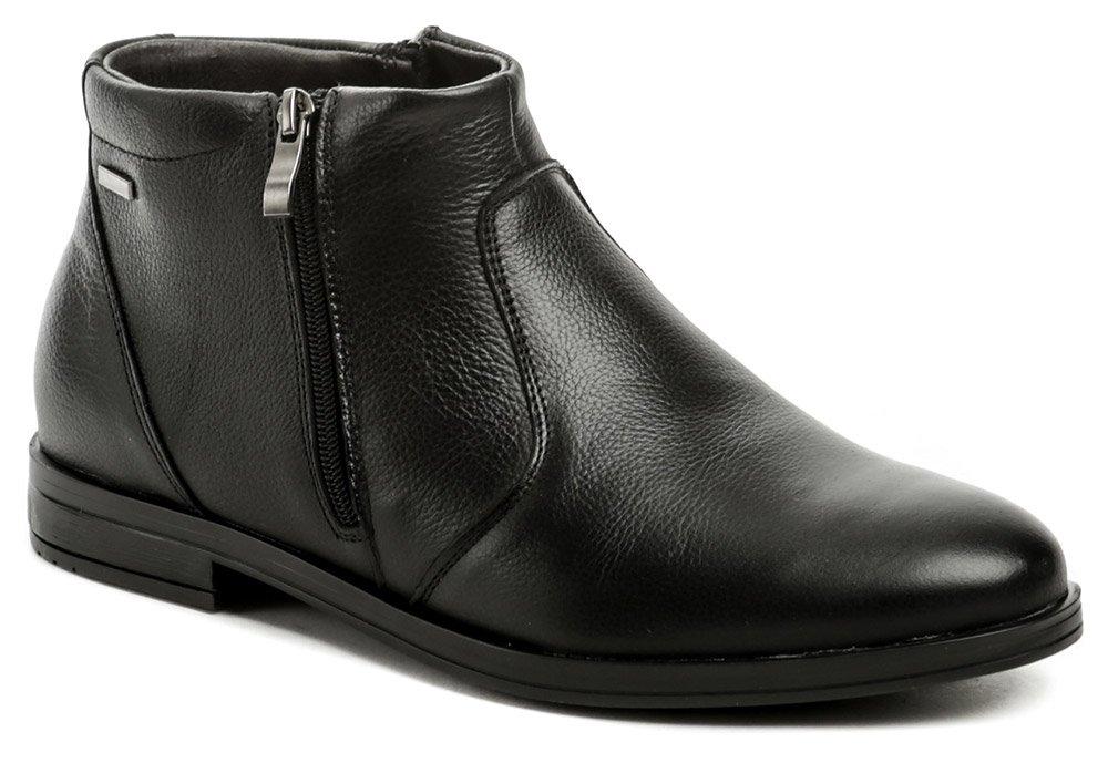 Bukat 252 čierne pánske zimné topánky EUR 40