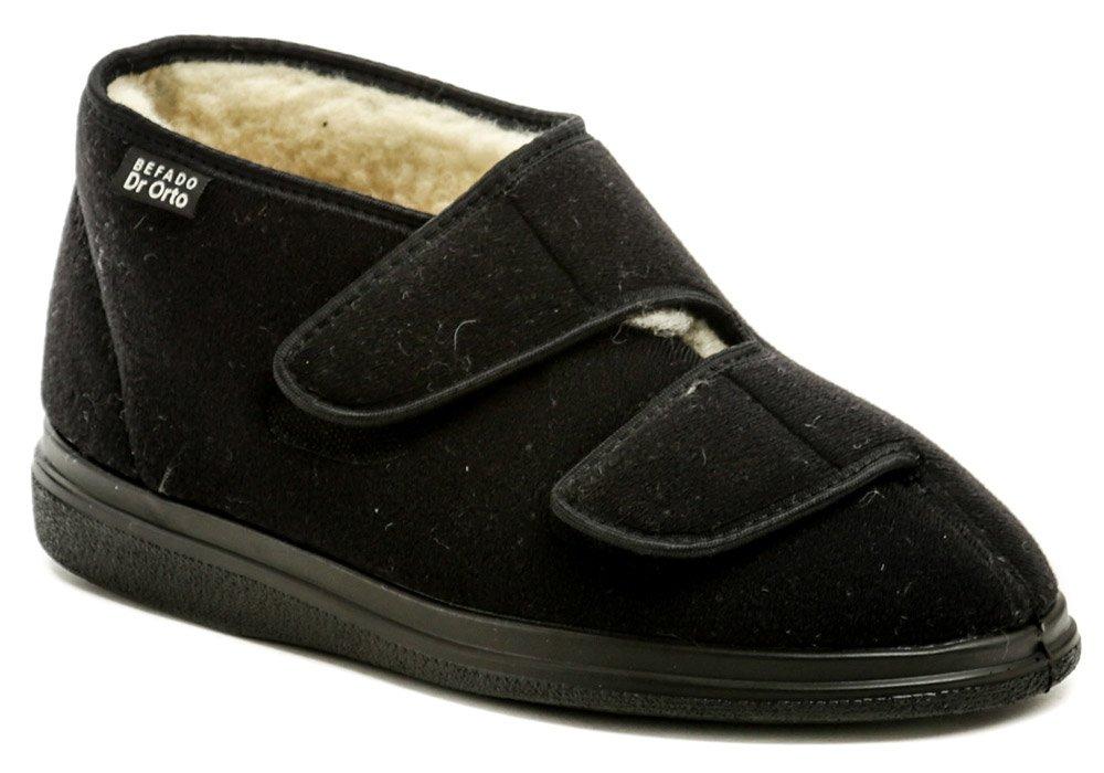 Dr. Orto 986D011 čierne dámske zimné zdravotné topánky EUR 40