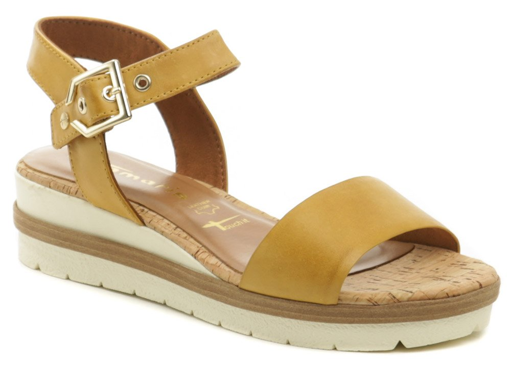 Tamaris 1-28222-24 okrová dámska letná obuv EUR 41