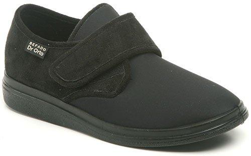 Dr. Orto 036M006 čierne pánske zdravotné topánky EUR 44