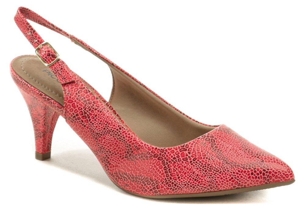 Piccadilly 745045 ružové dámske lodičky s voľnou pätou EUR 38