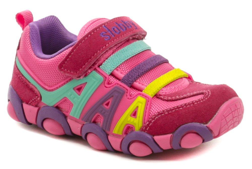 Slobby 171-0006-S1 ružové detské tenisky EUR 28