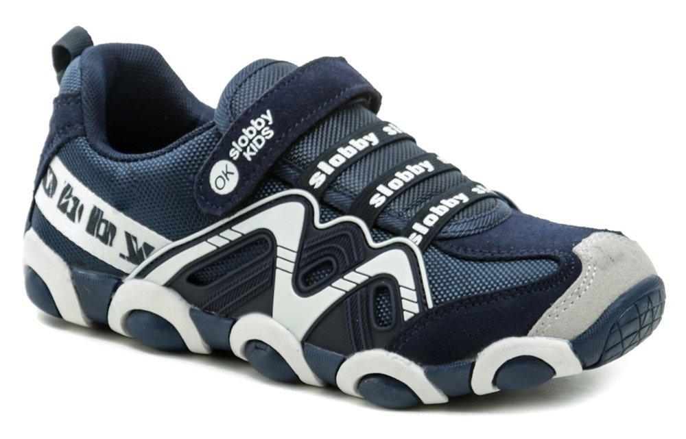 Slobby 172-0013-S1 modro biele detské tenisky EUR 35