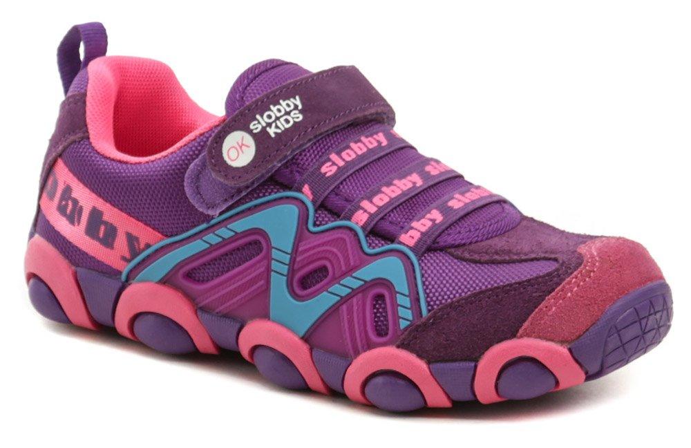 Slobby 172-0013-S1 ružové detské tenisky EUR 31