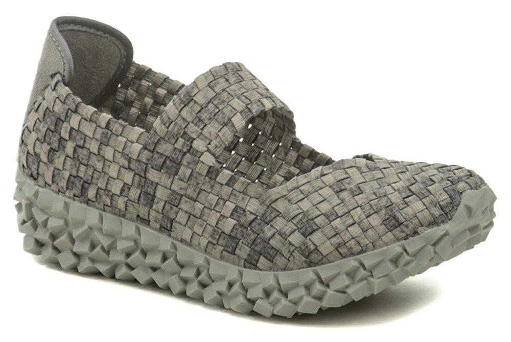 Rock Spring KOALA oliva dámska obuv z gumičiek EUR 37