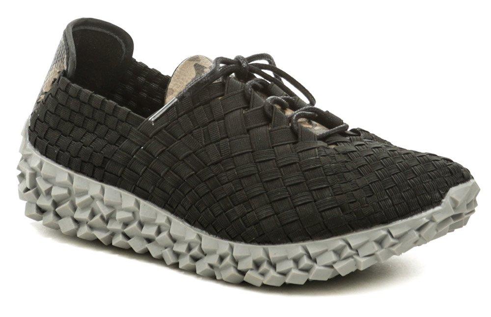 Rock Spring DURBAN black dámska obuv z gumičiek EUR 39