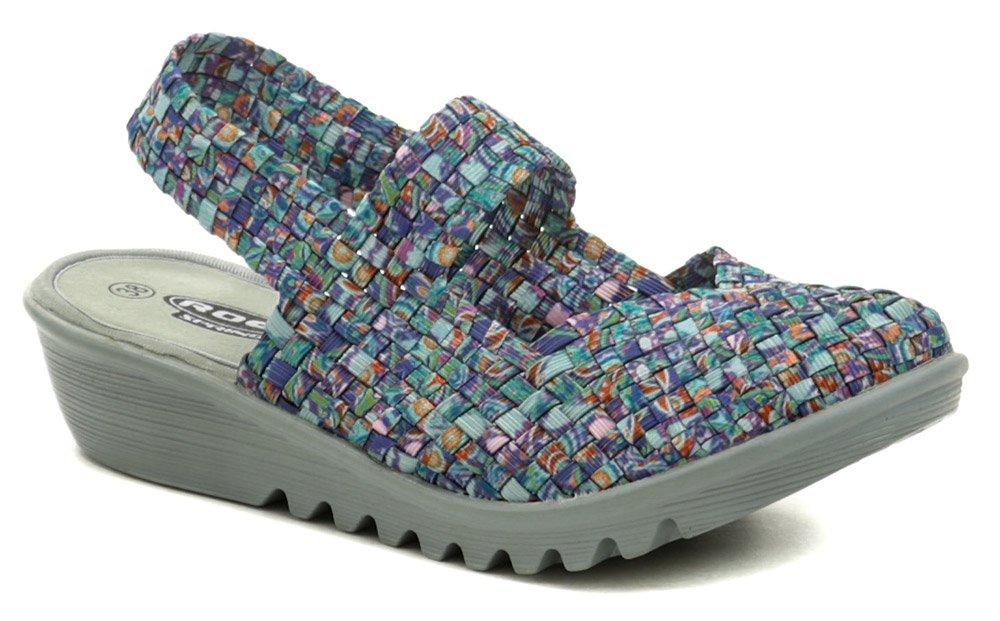 Rock Spring SHEILA modrá dámska obuv z gumičiek EUR 37