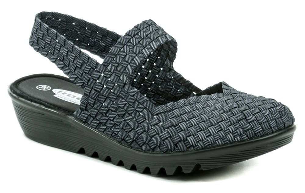 Rock Spring SHEILA ratan dámska obuv z gumičiek EUR 37