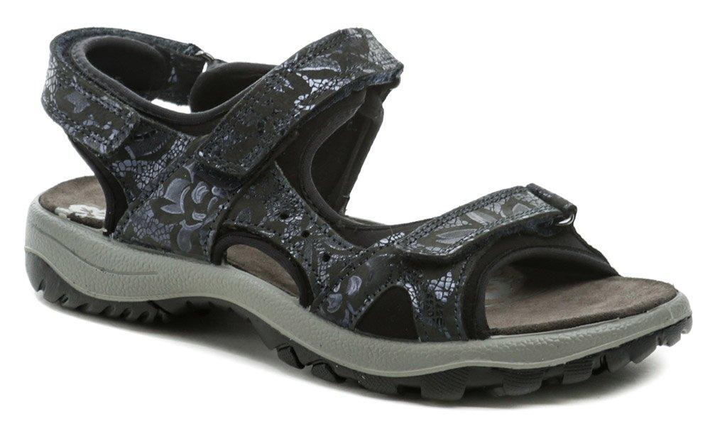 IMAC 170535 čierne dámske sandále EUR 37