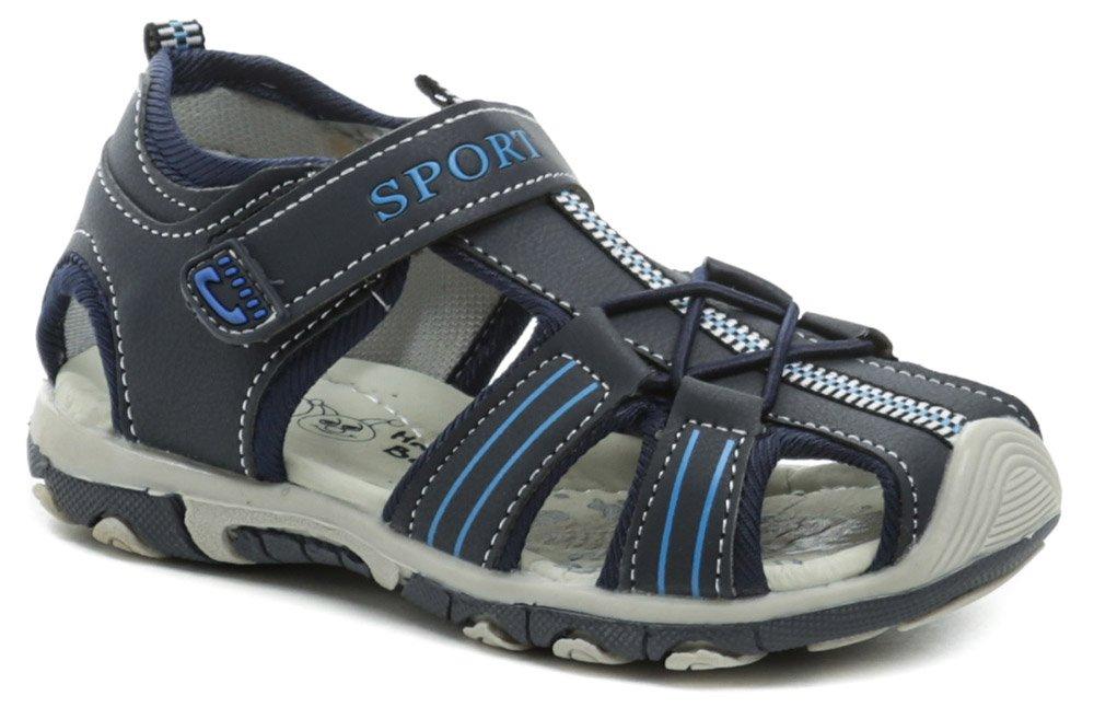 Happy Bee B136790 modré detské sandále EUR 36