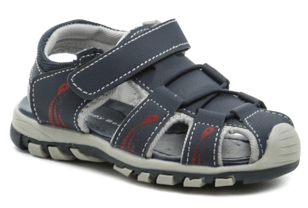 Happy Bee B834302 modré detské sandále EUR 28