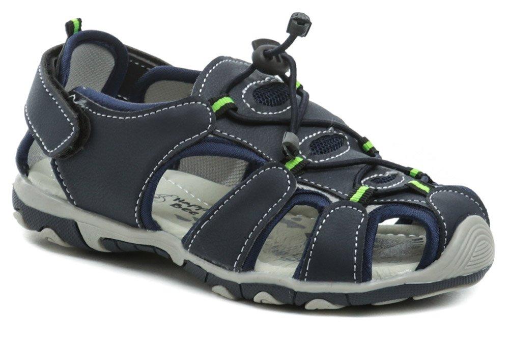 Happy Bee B139410 modré detské sandále EUR 36