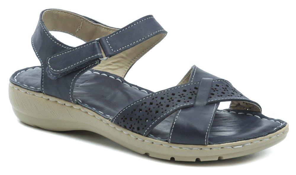 Wild 016785B-01 modré dámske sandále EUR 38