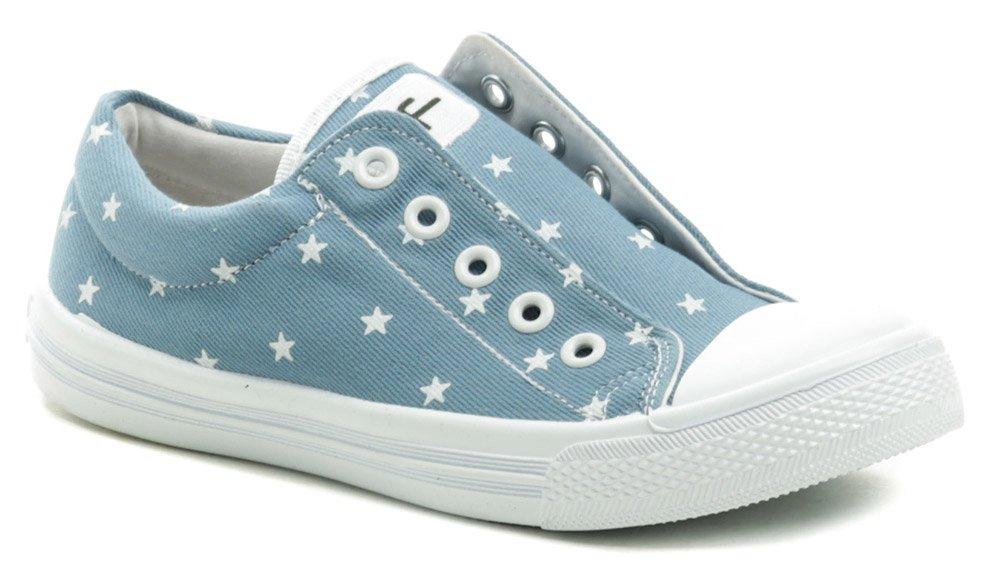 3F detské modré tenisky STAR 4BS22-2 EUR 31