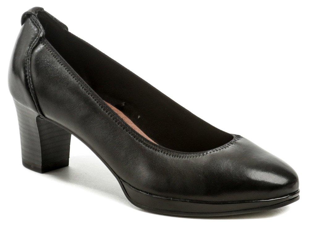 Tamaris 1-22446-25 čierne dámske lodičky EUR 40