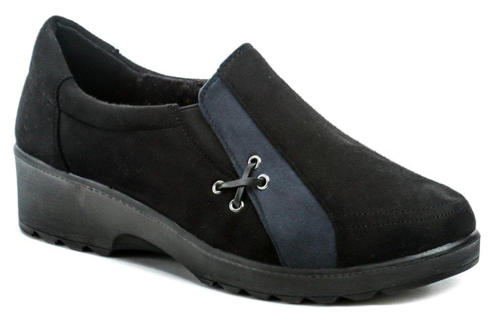 Scanda 229-0005-X1 čierna dámska zimná obuv EUR 41