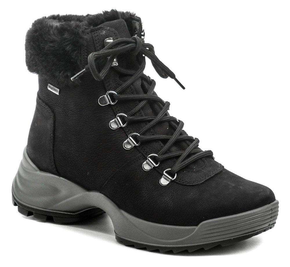 IMAC I2767z21 čierne zimné dámske topánky EUR 38