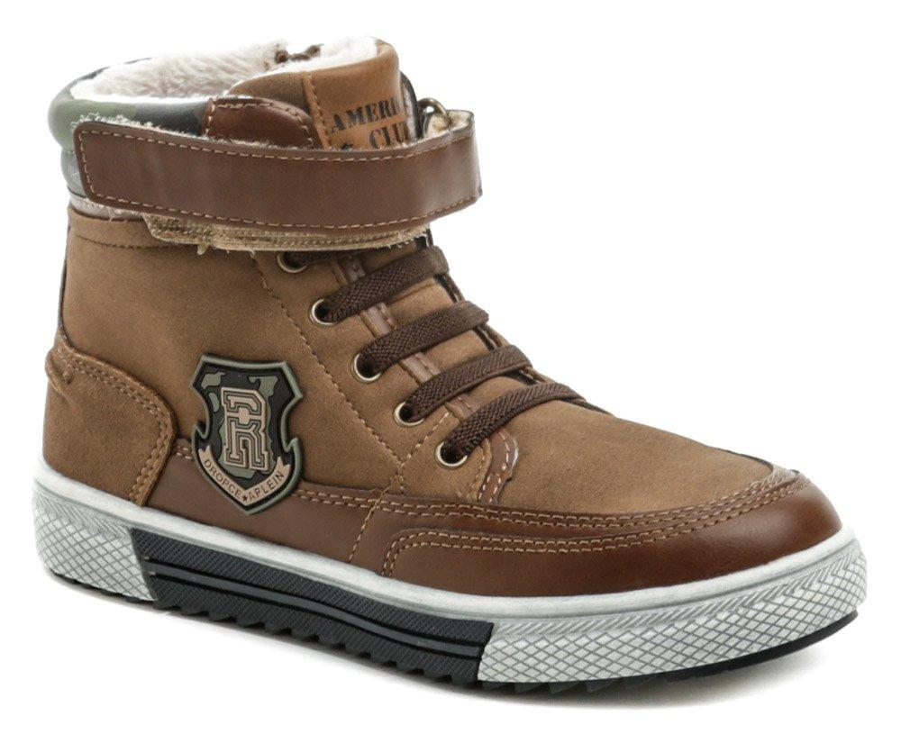 American Club GC32-20 hnedé zimné detské topánky EUR 30