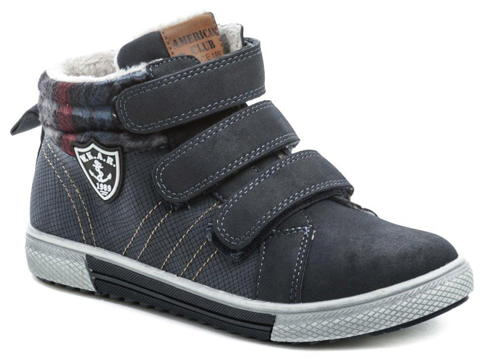 American Club GC31-20 modré zimné detské topánky EUR 35