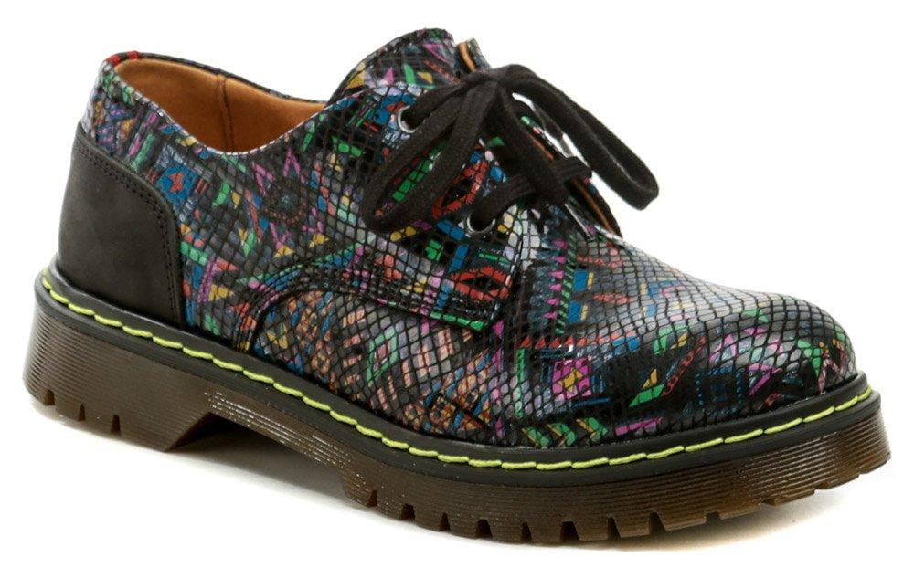 Koma 14D01E2 čierna etnic dámska obuv EUR 41