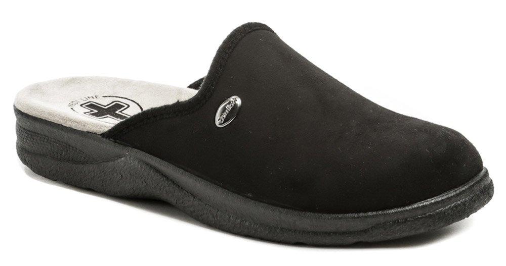 Medi Line 617 čierne pánske zdravotné papuče EUR 44