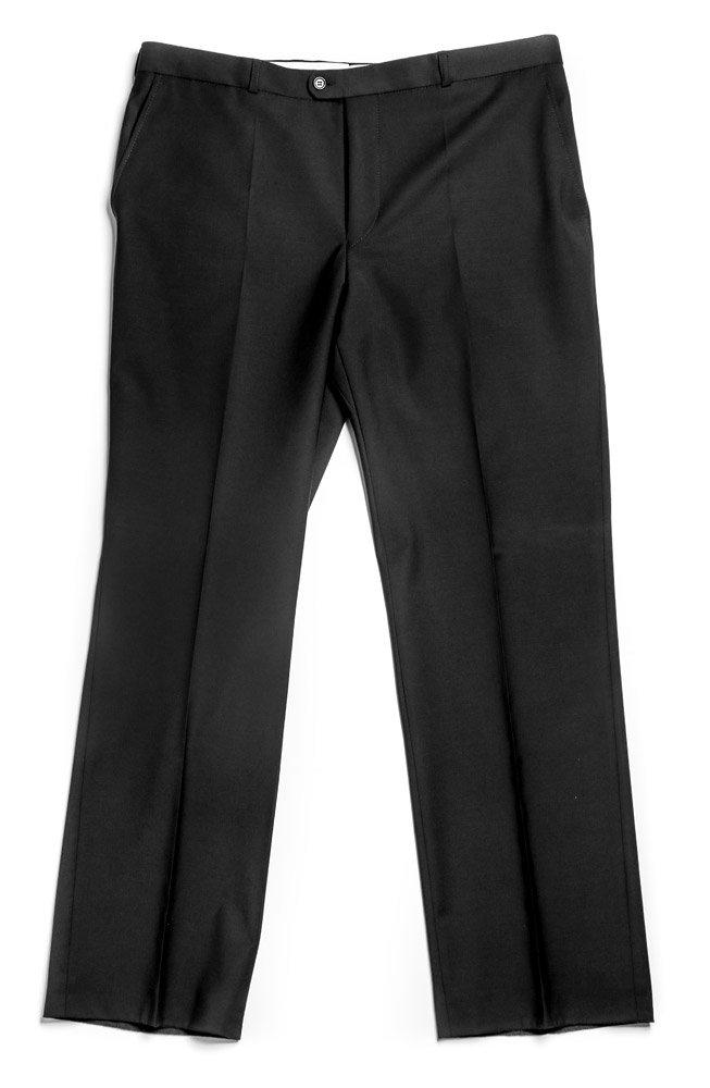 Veltex Petr čierne pánske nohavice EUR 182/102