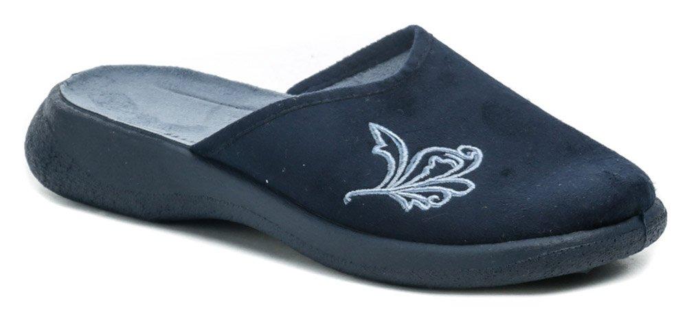 Befado 019D095 modré dámske papuče EUR 37