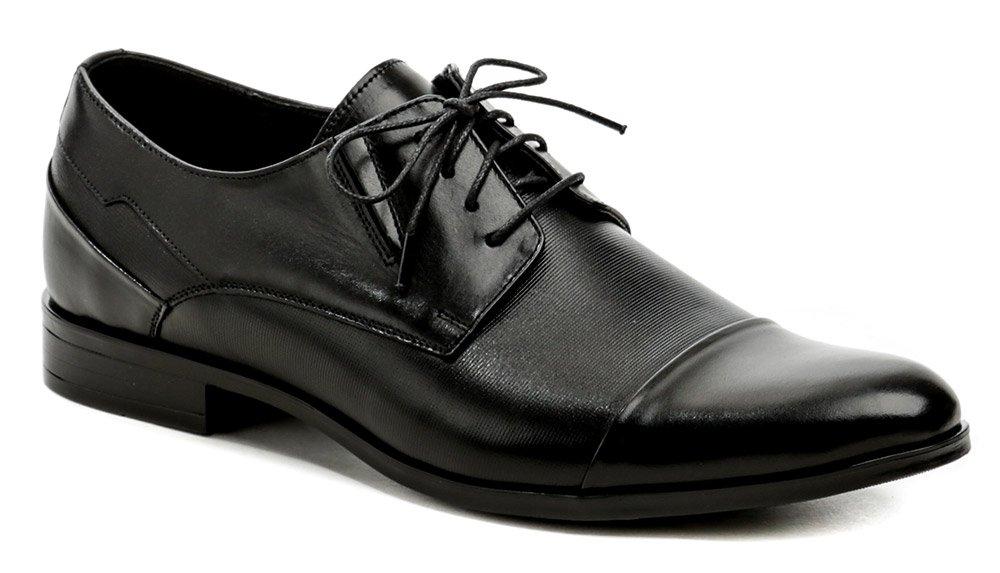 Tapi C-6922 čierna pánska spoločenská obuv EUR 40