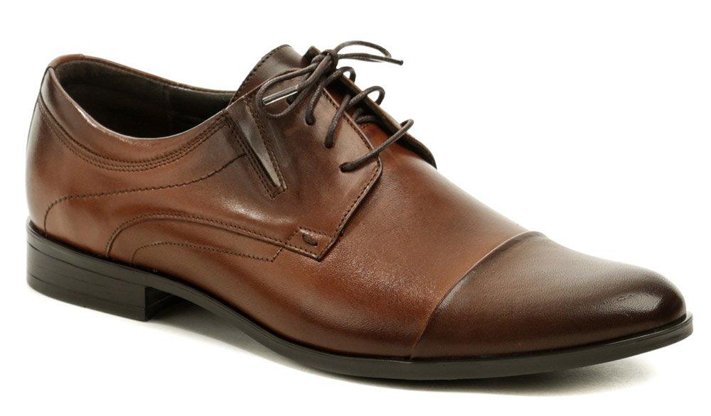 Tapi C-6915 hnedá pánska spoločenská obuv EUR 40