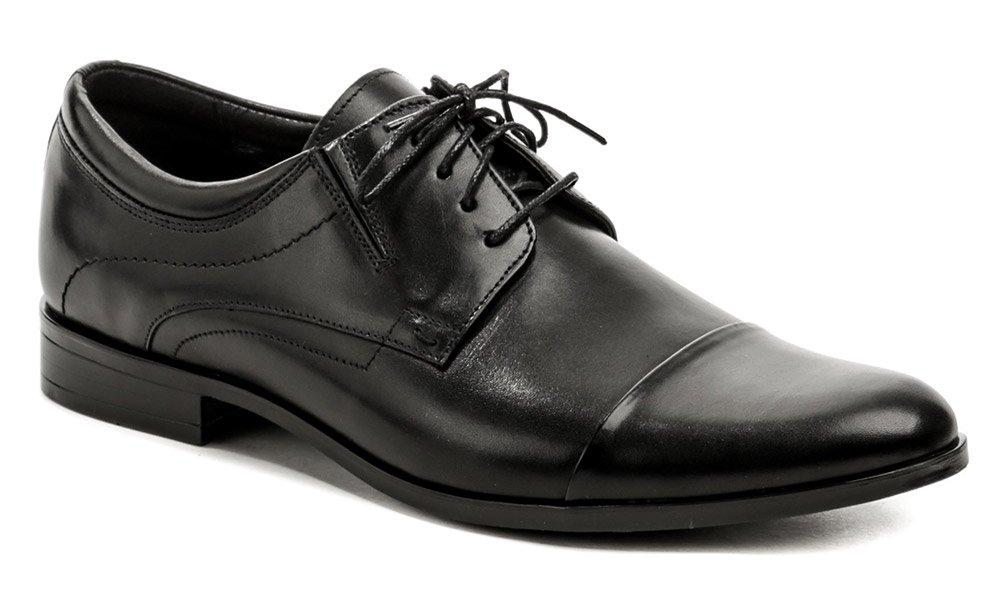 Tapi C-6915 čierna pánska spoločenská obuv EUR 41