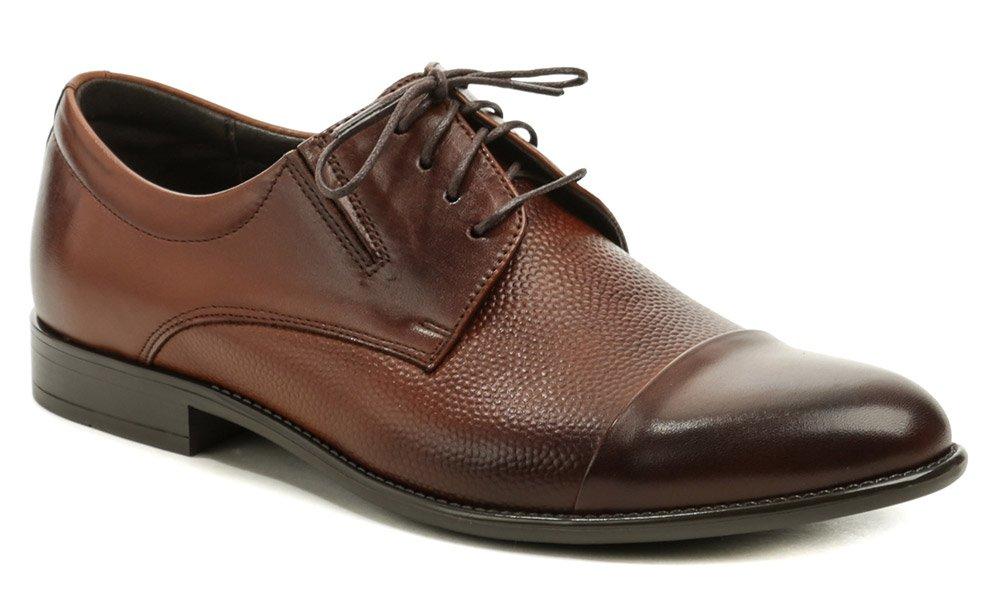 Tapi B-6872 hnedá pánska spoločenská obuv EUR 41