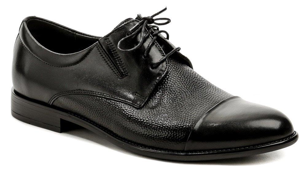 Tapi A-6872 hnedá pánska spoločenská obuv EUR 40