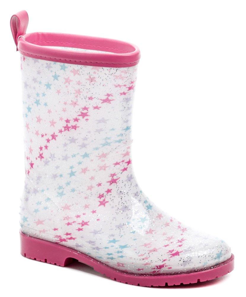 T.Sokolski L21-DZ13 bielo ružové detské gumáky EUR 35