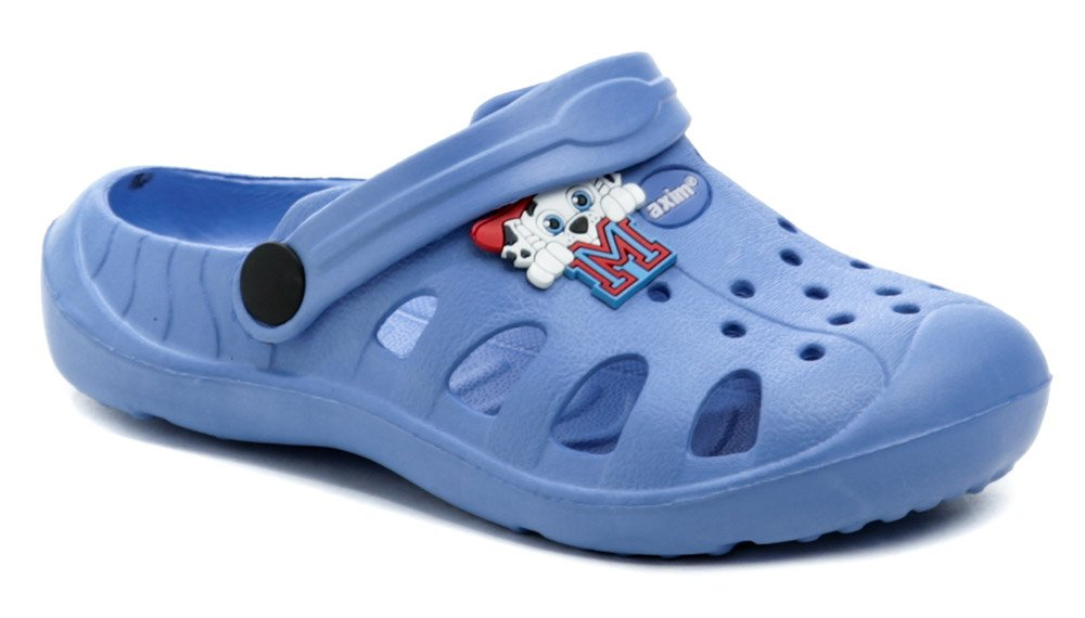 Axim 4K3802 modré detské nazúvaky crocsy EUR 31