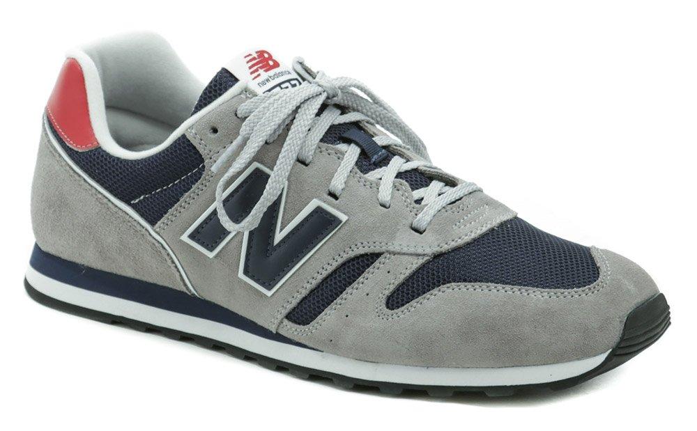 New Balance ML373CT2 šedo modre panské nadmerné tenisky EUR 47.5