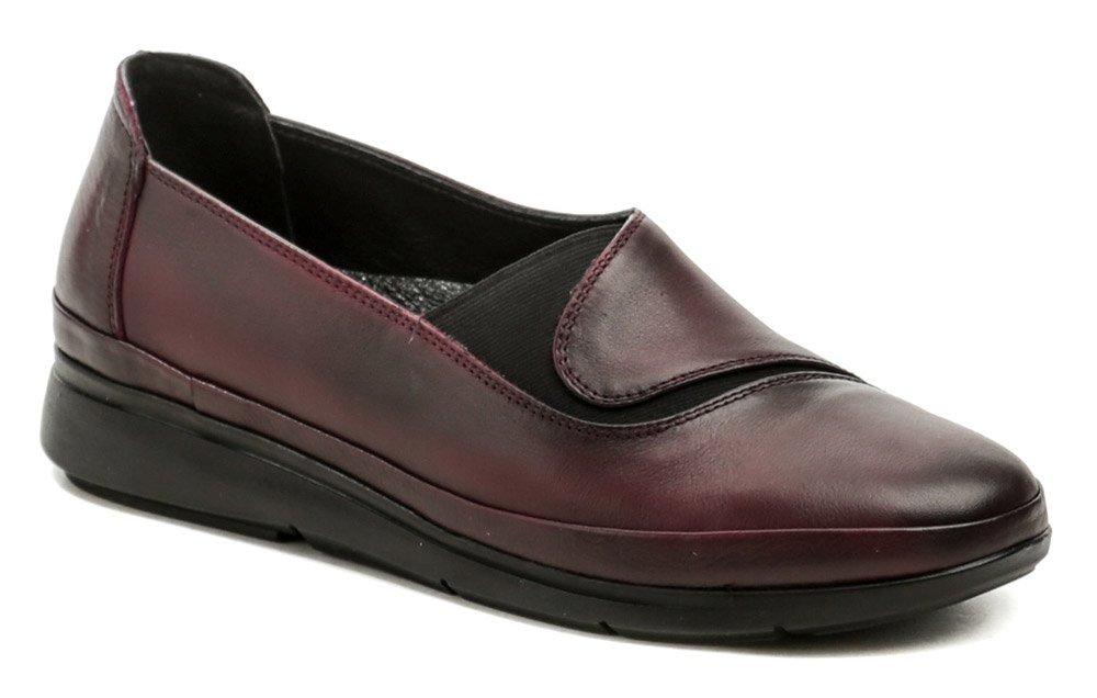 T.Sokolski 4505 bordová dámska obuv EUR 41