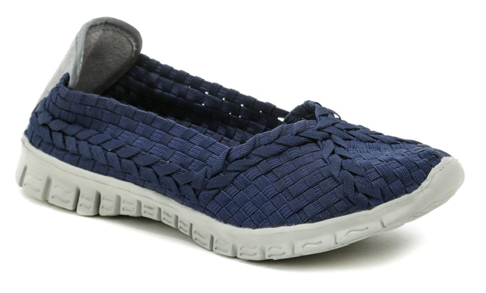 Rock Spring CARIOCA Navy dámska obuv z gumičiek EUR 39
